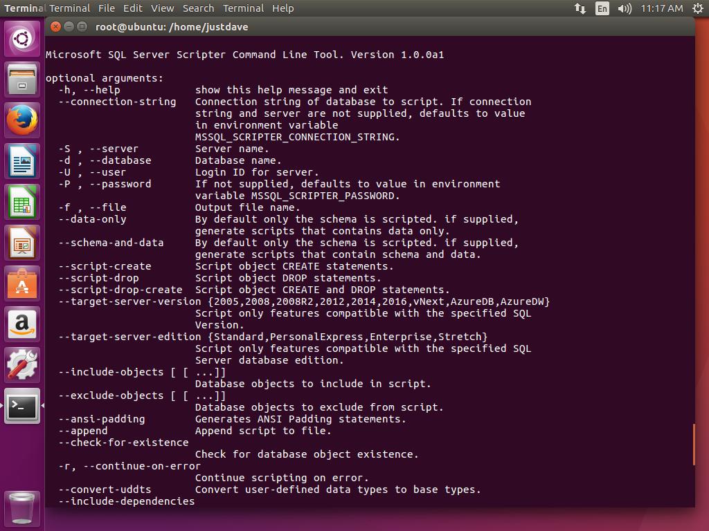 Microsoft Command Line Utilities 17 For Sql Server